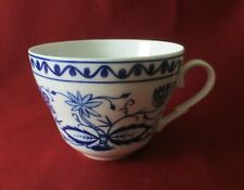 Triptis Porzellan - Zwiebelmuster blau - Kaffeetasse 0,20 L. (ohne Untertasse)