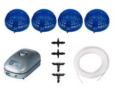 4x AutoPot Air Dome KIT-Hailea POMPA DELL' ARIA - 2M compagnia-PER EASY2GROW / AUTOPOT