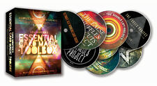 Essential Learn Card Magic Toolbox - 8 DVD set - CRAZY VALUE - FREE SHIPPING