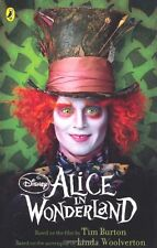 Alice in Wonderland (Book of the Film),Tim Burton