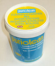 Water purification granules  Puriclean 400gm tub   35905