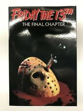 NECA Friday The 13th The Final Chapter Jason Figure New In Box