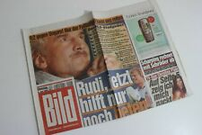 BILDzeitung 08.06.2004 Juni 8.6.2004 Geschenk für besondere Anlässe