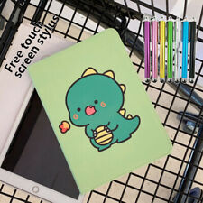 """For iPad 9.7"""" Air 5th /6th Gen 2018 Dinosaur Magnetic Leather Stand Case Cover"""