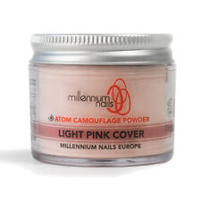 Millennium Nails Professional Acrylic Cover Powder LIGHT PINK Camouflage 50g