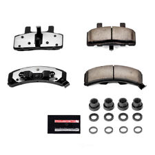 Disc Brake Pad Set Front Power Stop Z36-369