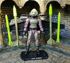 Gi Joe/Action Force Modern Rise of Cobra C.L.A.W  with Air Viper Commando