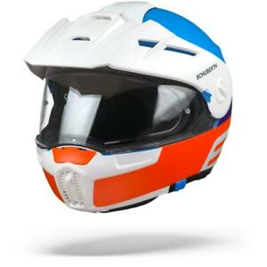 Schuberth E1 Cut Blue  Motorcycle Helmet - New! Fast Shipping!