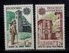 "(b5)  timbres d'Andorre Français n° 276/277 neufs** année 1979 ""europa"""