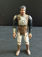 Vintage Star Wars figure Lando Calrissian : Skiff Guard Outfit, no COO