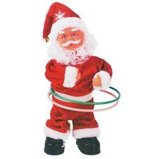 Xmas Dancing Santa Battery Operated  Christmas Ornament Decoration Figurine gift