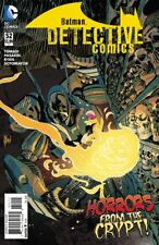 DC NEW 52 BATMAN DETECTIVE #52 FIRST PRINT