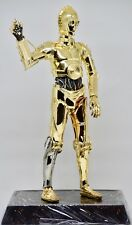 2005 - Star Wars - C-3PO Statue - Gentle Giant - Numbered - OOP - Rare - New