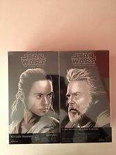 COMIC CON SDCC 2017 HASBRO STAR WARS THE LAST JEDI BLACK SERIES LUKE REY