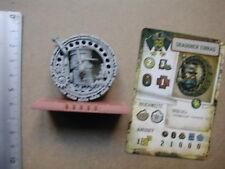 MONOWHEEL DRAAGOON/DRAGONER EINRAD MINIATURE+DEUTCHE KARTEN RIVET WARS /G439