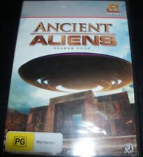 Ancient Aliens Season Four 4 - History Channel (Aust Region 4) 3 DVD - NEW