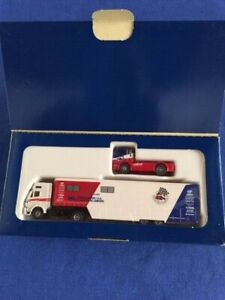 ALBEDO B&S WIKING 1/87 confezione Coupe d'Europe F.I.A. des courses des camions