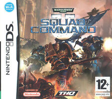 Warhammer 40.000: Squad Command Nintendo DS 12+ Strategy Game