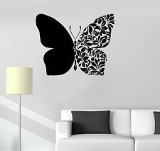 Vinyl Decal Beautiful Butterfly Art Room Decoration Wall Stickers (ig3231)