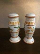 SALT AND PEPPER SET, FITZ AND FLOYD
