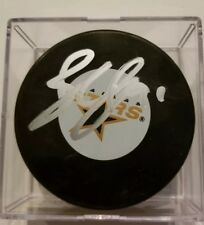 Brad Richards Signed / Autographed Dallas Stars Puck Chicago Blackhawks