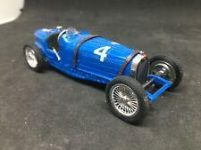 Brumm Bugatti R41  type 59 HP 230 #4 1933 1/43 ème