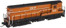 ESCALA N - Atlas Locomotora diésel FM h16-44 chihuahua al PACIFICO CON DCC