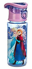 Disney Store Frozen Elsa Anna Water Bottle New