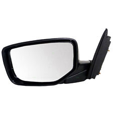 Black Power Heated Side View Mirror LH / FOR 08-12 HONDA ACCORD COUPE 2031976