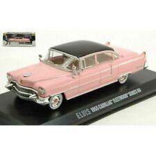 GREENLIGHT 1/43 86491 ELVIS 1955 CADILLAC FLEETWOOD SERIES 60 CHASE CAR