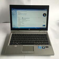 PORTATILE NOTEBOOK HP elitebook 2570P 12,5,usb3, i5 3rd Gen, 4 GB di Ram 320GB