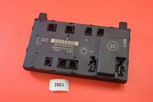 B#19 03-06 MERCEDES CLK350 CLK500 FRONT LEFT DOOR CONTROL UNIT 2098201926 OEM