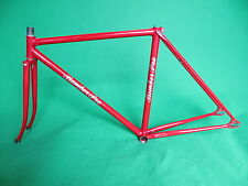 Bomber Pro Keirin Frame Track Bike Fixed Gear Single Speed Pista