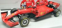Burago 1/24 Scale Remote Control Car 81384 - Ferrari SF90 Charles Leclerc - Red