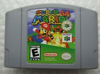 *GREAT* Super Mario Nintendo 64 N64 Video Game Players Choice Variant Retro Kids