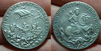 pci5827) MEDAL INTEMPESTATE SECURITAS GEORGIUS EQUITUM PATRONUS Silver