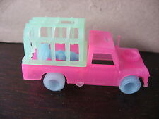 1/50  (7cm) LAND ROVER SANTANA RUIZ SAFARI ROSE