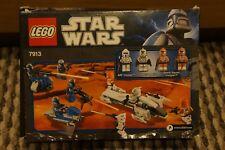 LEGO Star Wars Clone Trooper Battle Pack (7913) Brand New in Box
