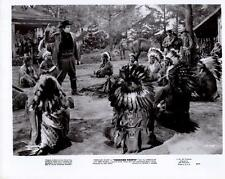 "Scene from ""Canadian Pacific"" 1949 Vintage Movie Still"