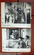 (Set of 2) Dosti (Sanjay Khan) Indian Original Hindi Film Lobby Card 60s