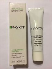 Payot Masque Irradie Purifiant~Mask For Oily&Combo Skin~Tighten Pores~Blemishes