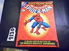 Spectacular Spider-Man #1 1974 Treasury Edition Worn NO STOCK PHOTOS