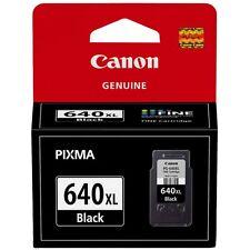 GENUINE CANON 1x PG 640XL BLACK  MG2160/MG3160/MG4160/MX376/MX436