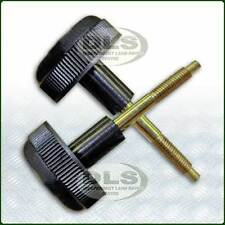 Fuse-box Cover Screw Set - Land Rover Defender - to`07 (MTC9968X2)