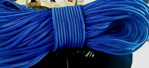 4 mm x 200 ft. Accessory Cord/Rope. Banner/Camp/Utility.Marine Blue 700 #.