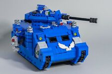 Lego MOC-Ultramarine Predator  instructions