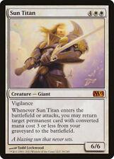 MTG X1: Sun Titan, Magic 2012, MR, NM-Mint - FREE US SHIPPING!