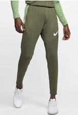 Nike Dri-FIT Strike Men's Football Pants Cargo Khaki Uk Size S #41