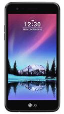 Móviles y smartphones negros LG K4, 1 GB
