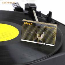 elvon LP Vinyl record player Measuring phono Tonearm VTA/Cartridge Azimuth Ruler